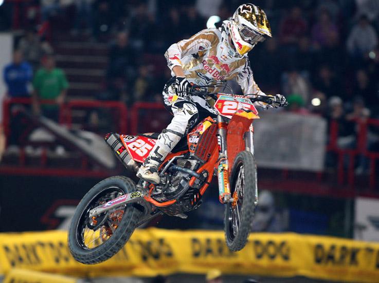 motocross paris