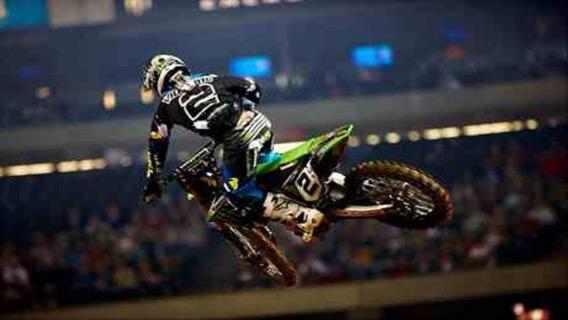 Ama supercross daytona pourcel et villopoto offrent la for Yamaha collinsville il