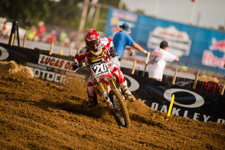 AMA MOTOCROSS – THUNDER VALLEY RYAN DUNGEY OFFRE SA 1